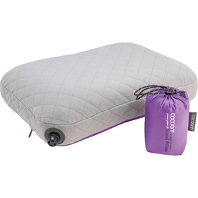 Cocoon Air Core Coussin Ultralight Standard, purple/grey